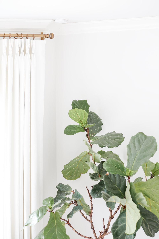 loom decor linen curtains