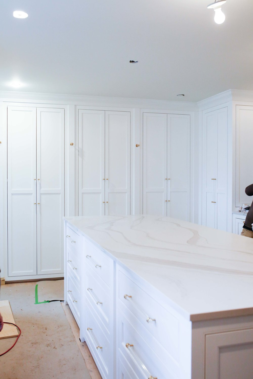CLOSET RENOVATION PART. 1 — Living With Landyn