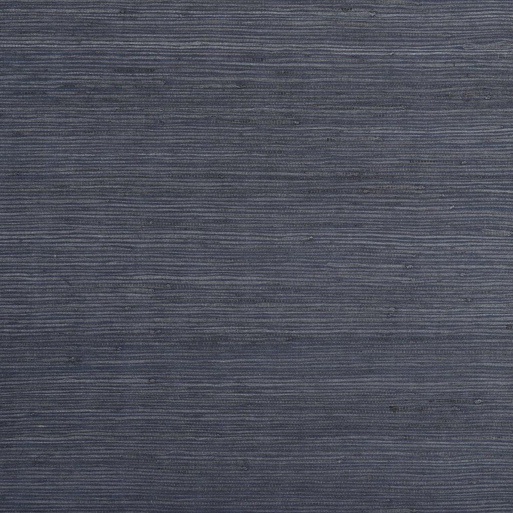 WALLPAPER: JUICY JUTE GRASSCLOTH (NAVY BEAN)BY PHILLIP JEFFERIES