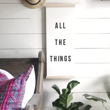 ALL THE THINGS Book