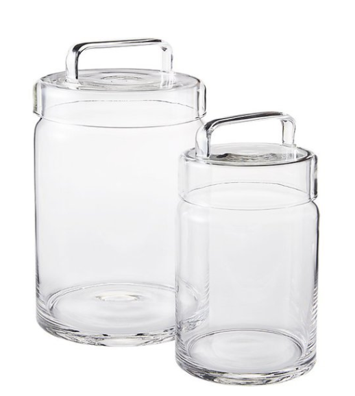 MY GLASS CANISTERS