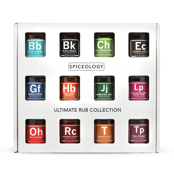 Ultimate Rub Collection