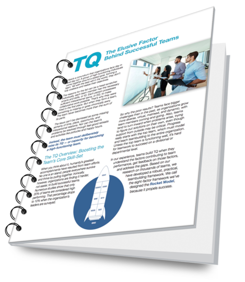 Download your free ebook for leaders and managers about teams the tq rocket model ebook coverg stopboris Images