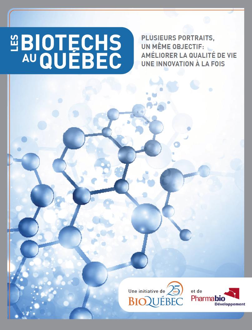 Les biotechs au Québec