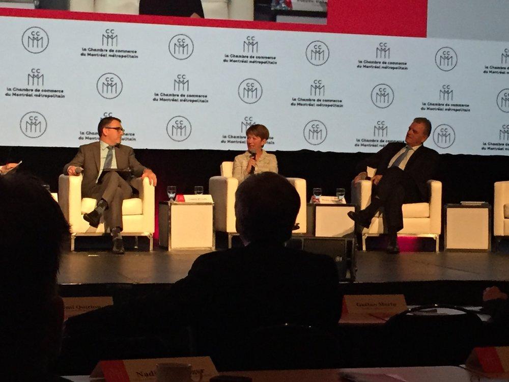 Forum CCMM 2016_ Panel de Pierre Falardeau.JPG