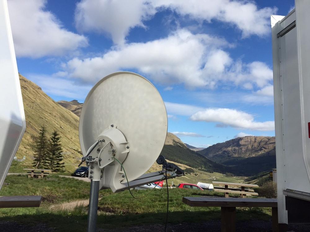 Satellite Broadband in Scotland