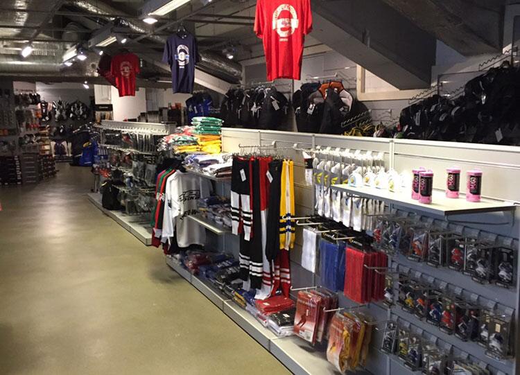 Conte Hockeyshop Basel - Gellertstrasse 2354052 Basel+41 61 511 08 05