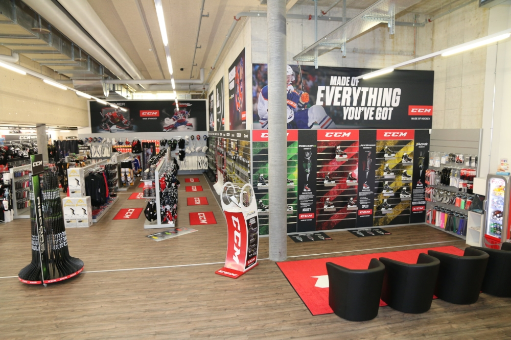 Conte Hockeyshop Biel - Boulevard des Sports 202504 Biel/Bienne+41 32 341 20 52
