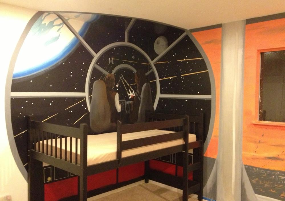 Disney STAR WARS Themed Galactic Battle