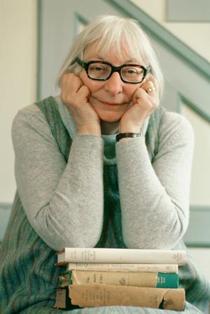 JANE JACOBS (1916 — 2006)
