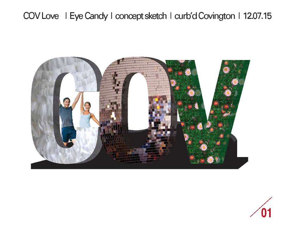 COV LOVE  by: Eye Candy