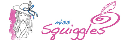 miss squiggles: September means well-being guru Jacqueline Harvey 25.9.14