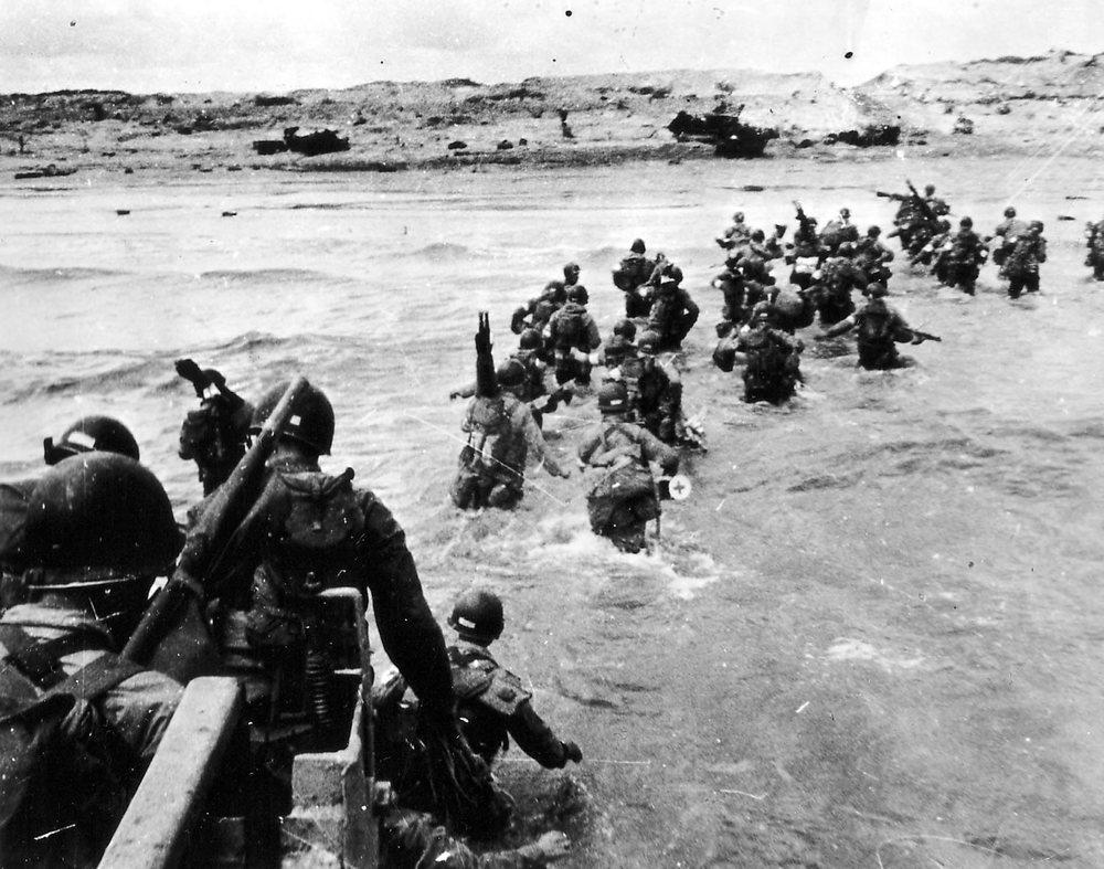 D-Day Landings, June 6 1944