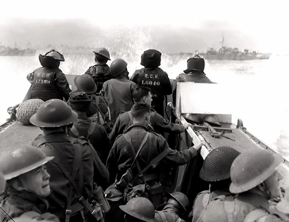Juno Beach, D-Day