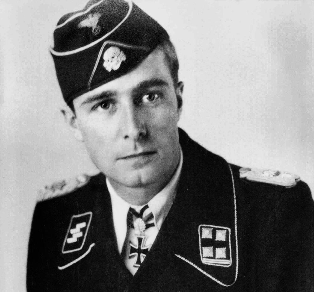 SS Colonel Jochen Peiper
