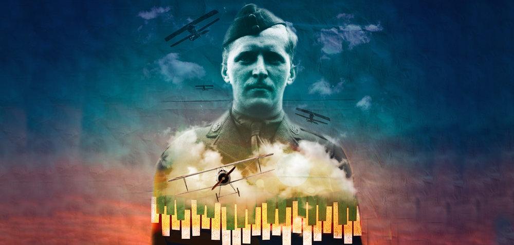 Billy Bishop Goes To War, Jermyn Street Theatre - courtesy of Arsalan Sattari (3).jpg