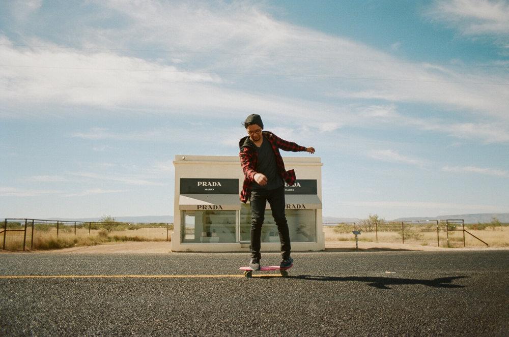 road-trip-marfa-texas-prada-skateboard-portra-160-2