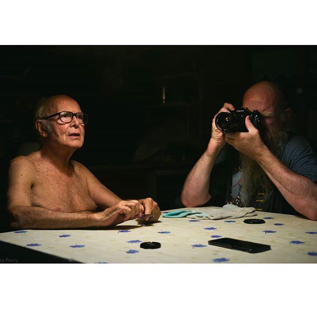 Papa and Papi . . . . . #35mm #catalunya #avi #canona1 #filmnotdead #analogcamera