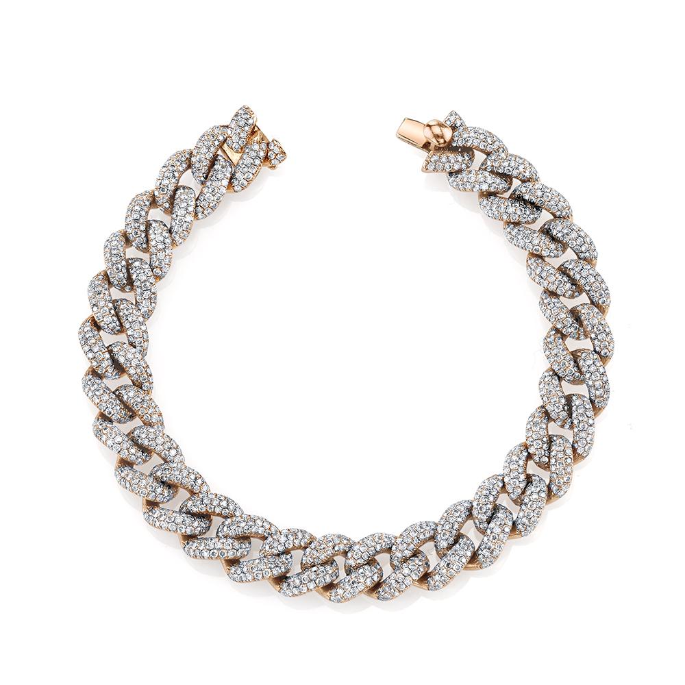 Essential Gemstone link bracelet Shay RYVMBzR