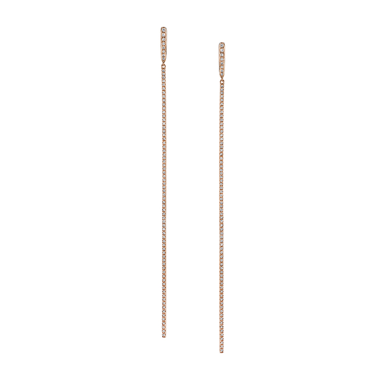 SINGLE STICK EARRINGS