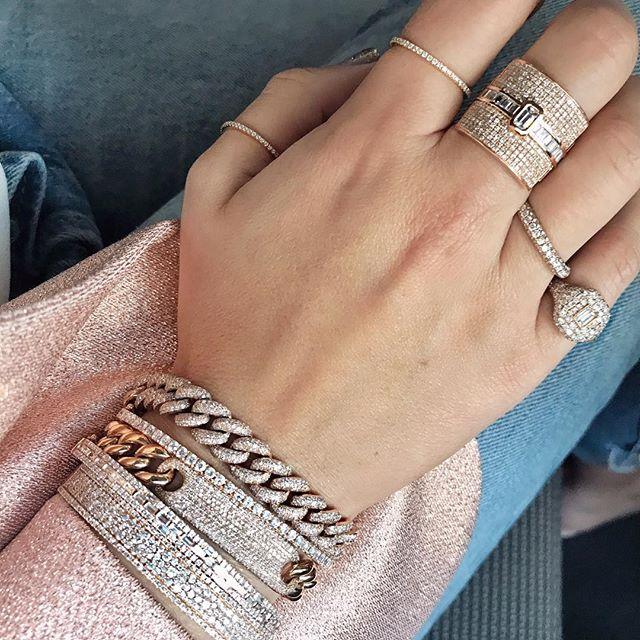 When your blazer matches your jewels #SparkleSparkle 💖✨ #ShayJewelry
