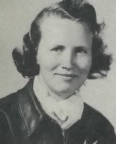 "Margaret June ""Peggy"" Seip       Jun 24, 1916-Aug 30, 1943"