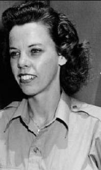 "Dorothy Mae ""Dottie"" Nichols Sep 26, 1916-Jun 11, 1944"