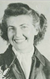 Bonnie Jean Alloway Welz Jun 22, 1918-Jun 29, 1944