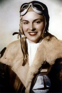 Evelyn Genevieve Sharp (WAFS) Oct 1, 1919-Apr 3, 1944