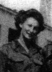 Marjorie Laverne Davis    Dec 20, 1922-Oct 16,1944