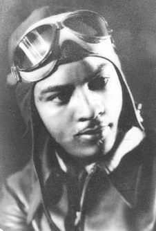 Lt. Colonel Herbert Carter would fly 77 missions during WWII and serve 27 years in the USAF before retiring and becoming an Associate Dean at Tuskegee University.