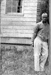 The only existing photo of ArthurHersh. Camp Upton, 1942