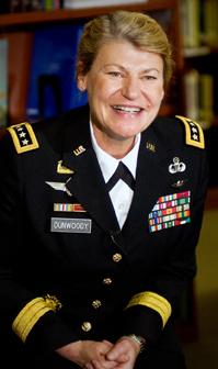 General Ann Dunwoody
