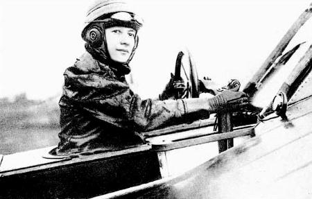 Marie Marvingt, 1912