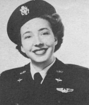 WASP Alyce Rohrer, test pilot in WWII