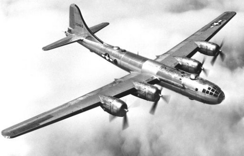 The B-29 Flying Superfortress