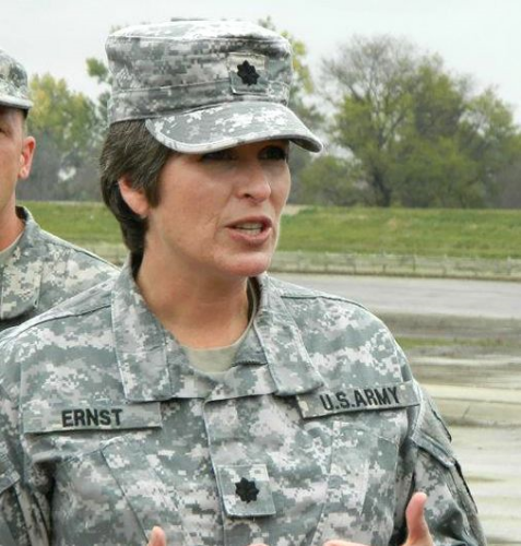 Lt. Col. Joni Ernst