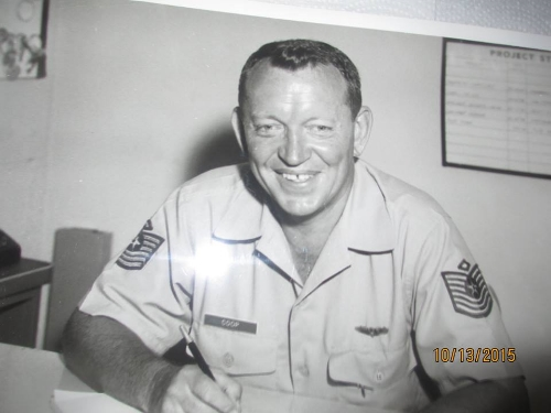 Master Sergeant Jack Coop (Photo credit: Jack Coop)