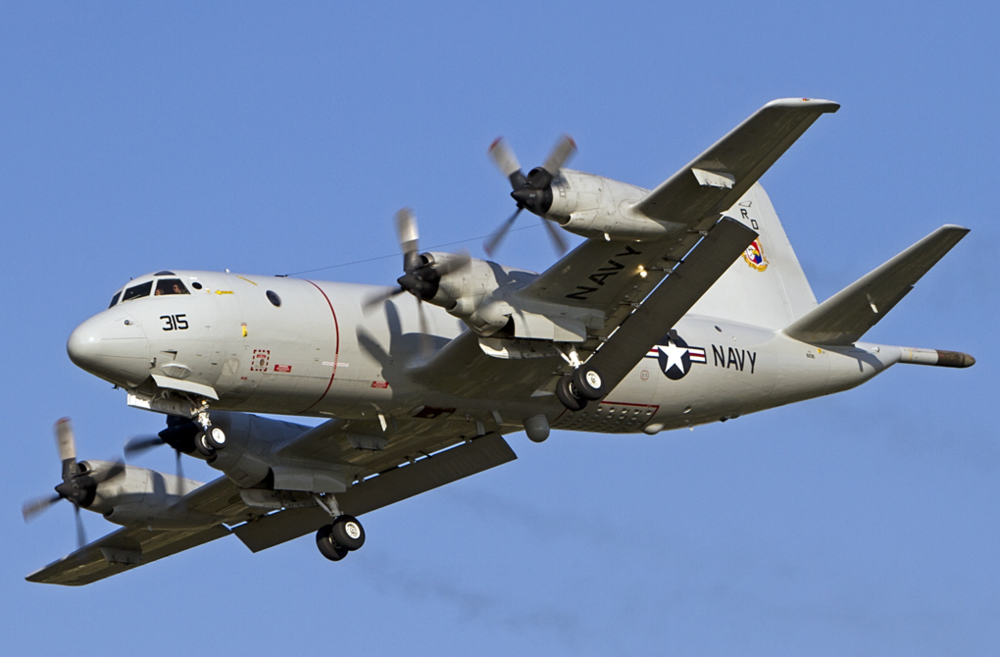 The Lockheed P-30 Orion