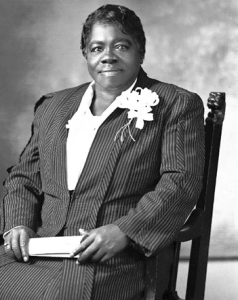 Dr. Mary McLeod Bethune. (Photo: Emory University)