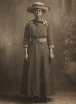 Young Mary Jane McLeod Bethune. (Photo: Emory University)