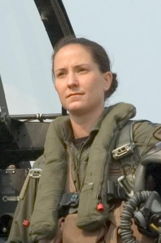 Lt Col Tammy Barlette