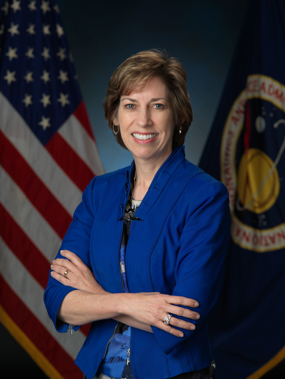 Dr. Ellen Ochoa, Director of Johnson Space Center. (Photo: NASA)