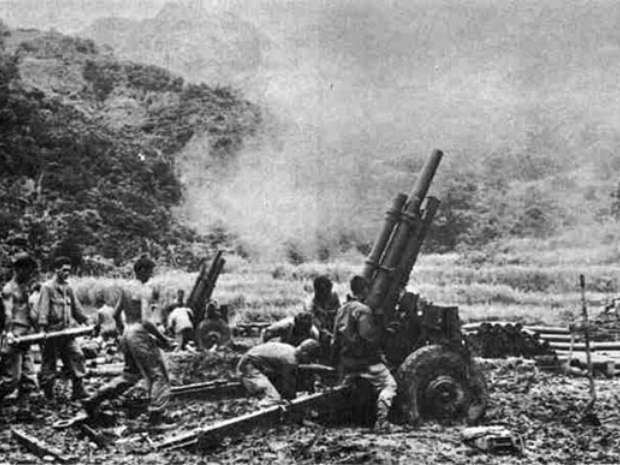 Battle of Bessang Pass. (Photo: WWII Archives)