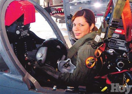 Major Maria Tejada-Quintana (Photo: hoy.com.do)