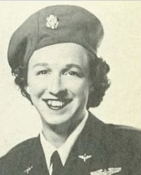 Susan Parker Clarke      Aug 5, 1918-Jul 4, 1944