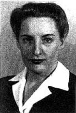 Gleanna Roberts Jan 11, 1919-Jun 20, 1944