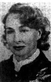 Katherine Dussaq Mar 14, 1905-Nov 26, 1944