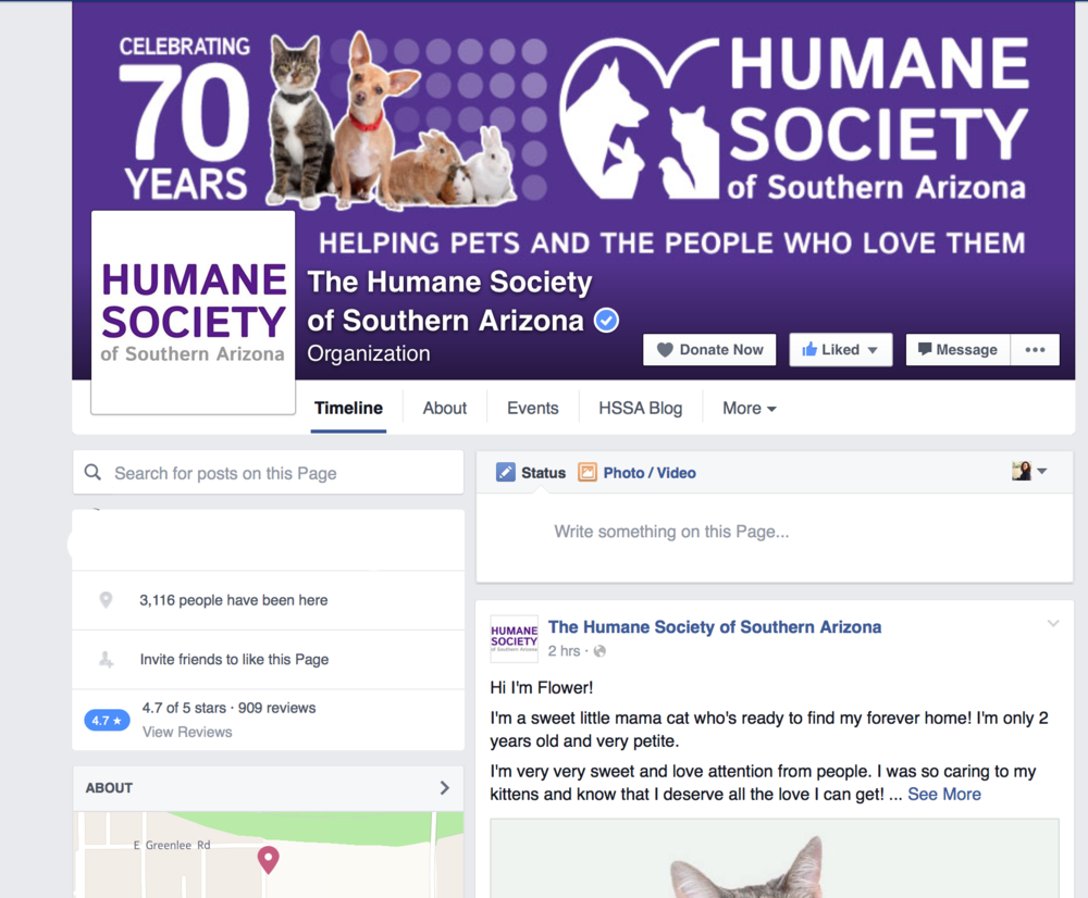 Humane-Society-Southern-Arizona-Facebook