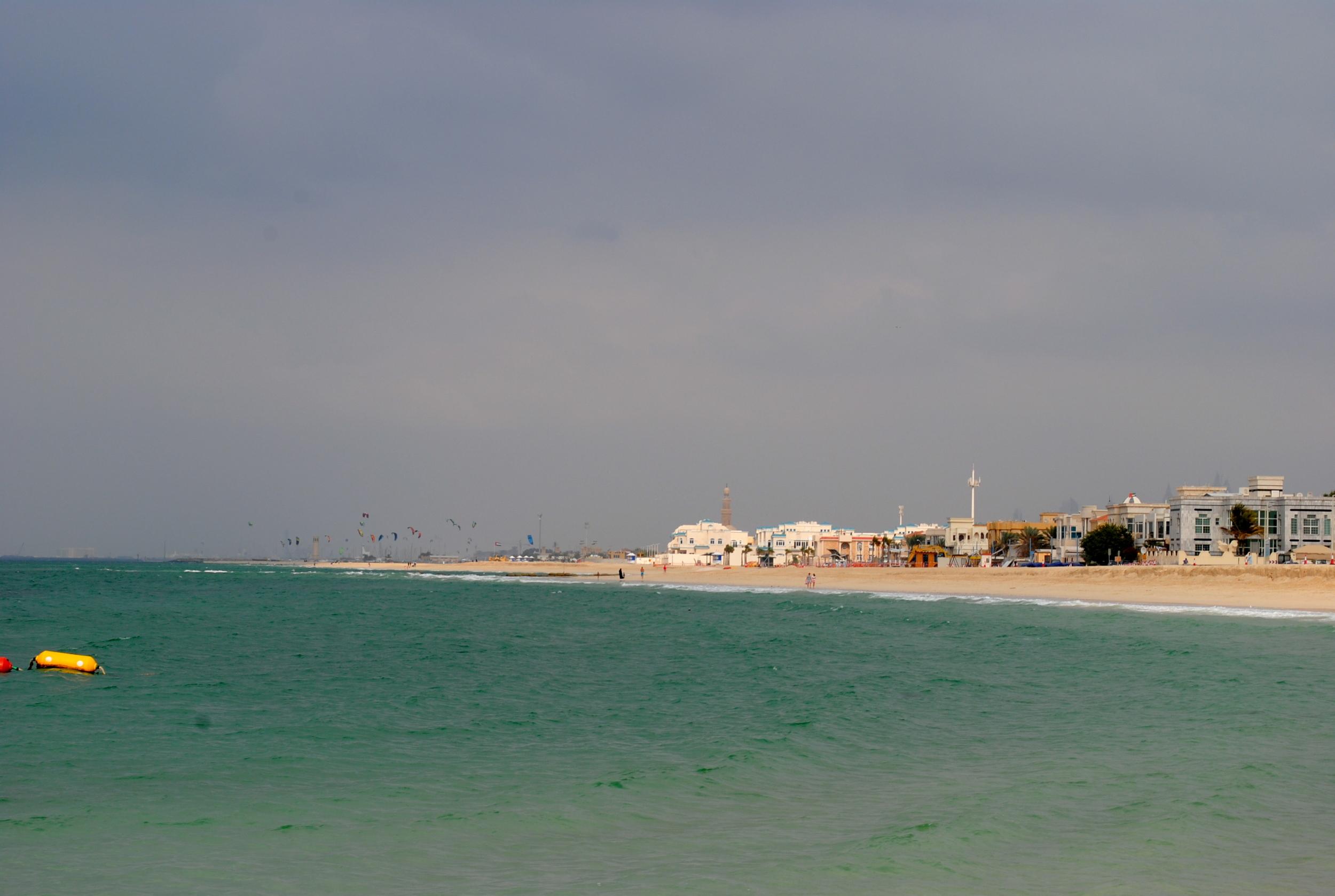 Kite Surfers' Paradise